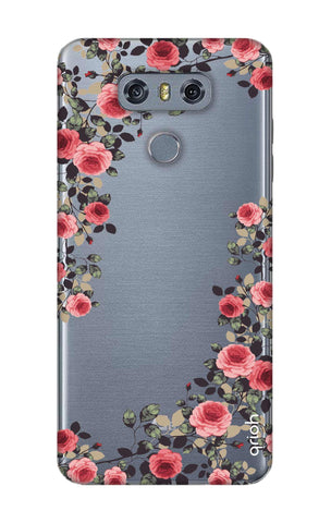 Floral French LG G6 Cases & Covers Online