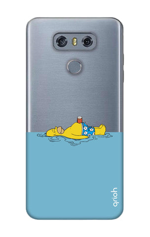 Simpson Chill LG G6 Cases & Covers Online