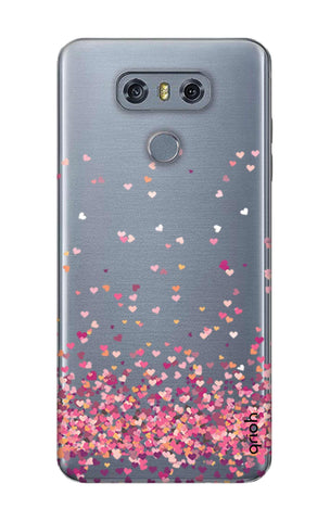 Cluster Of Hearts LG G6 Cases & Covers Online