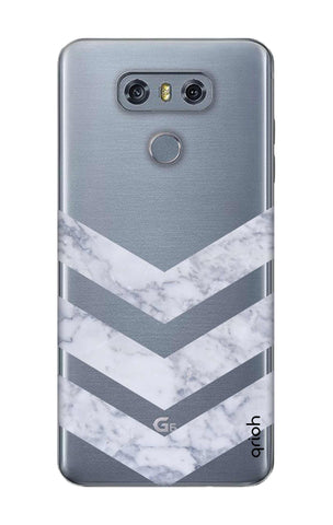 Marble Chevron LG G6 Cases & Covers Online