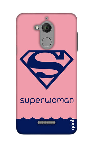 Be a Superwoman Coolpad Note 5 Cases & Covers Online