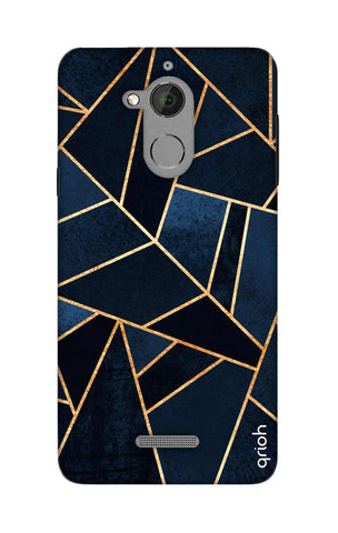 Abstract Navy Coolpad Note 5 Cases & Covers Online