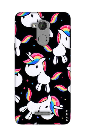 Colourful Unicorn Coolpad Note 5 Cases & Covers Online