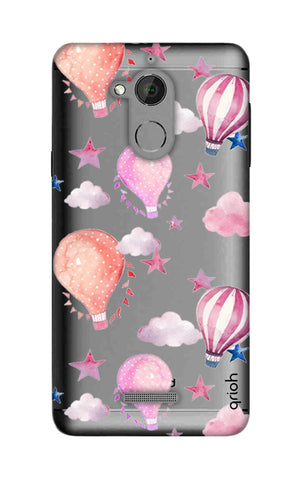 Flying Balloons Coolpad Note 5 Cases & Covers Online