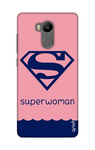 Be a Superwoman Xiaomi RedMi 4 Prime Cases & Covers Online
