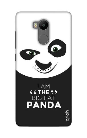 Big Fat Panda Xiaomi RedMi 4 Prime Cases & Covers Online