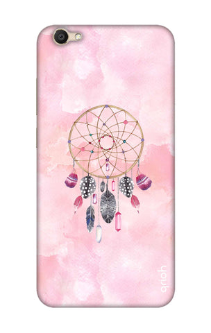 Pink Dreamcatcher Vivo V5 Cases & Covers Online
