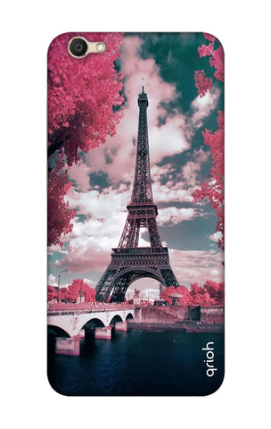 When In Paris Vivo V5 Cases & Covers Online