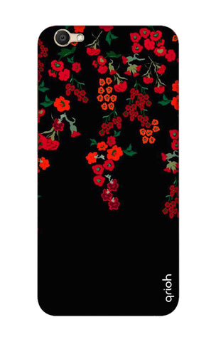 Floral Deco Vivo V5 Cases & Covers Online