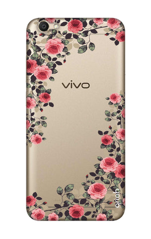 Floral French Vivo V5 Cases & Covers Online