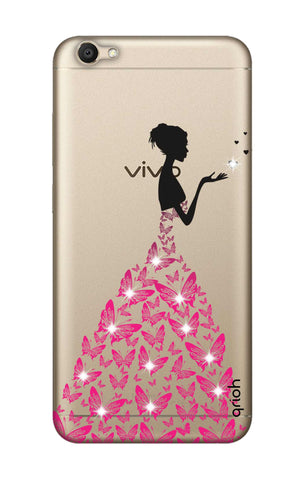 Princess Case With Heart Vivo V5 Cases & Covers Online