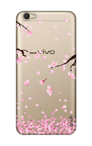 Spring Flower Vivo V5 Cases & Covers Online