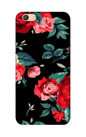 Wild Flowers Oppo F3 Cases & Covers Online