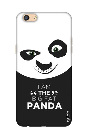 Big Fat Panda Oppo F3 Cases & Covers Online