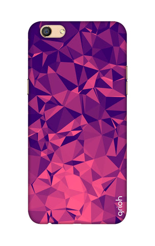 Purple Diamond Oppo F3 Cases & Covers Online