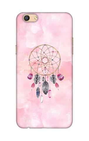 Pink Dreamcatcher Oppo F3 Cases & Covers Online