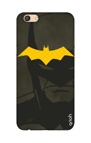 Batman Mystery Oppo F3 Cases & Covers Online