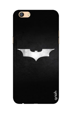 Grunge Dark Knight Oppo F3 Cases & Covers Online