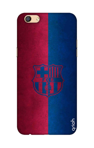 Football Club Logo Oppo F3 Cases & Covers Online