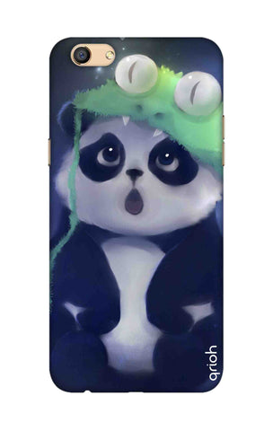 Baby Panda Oppo F3 Cases & Covers Online