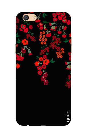 Floral Deco Oppo F3 Cases & Covers Online