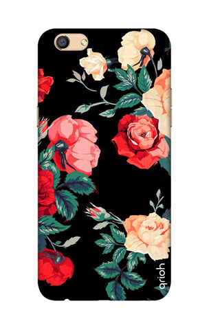 Floral Pattern Oppo F3 Cases & Covers Online