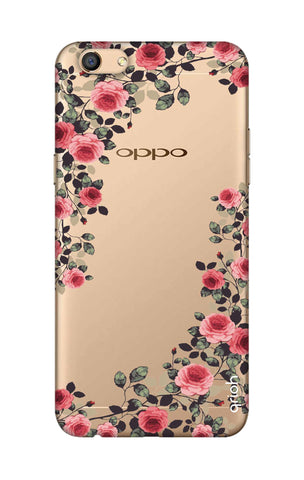 Floral French Oppo F3 Cases & Covers Online