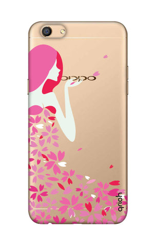 Posing Pretty Oppo F3 Cases & Covers Online