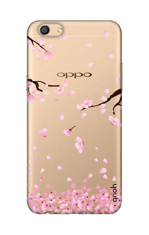 Spring Flower Oppo F3 Cases & Covers Online