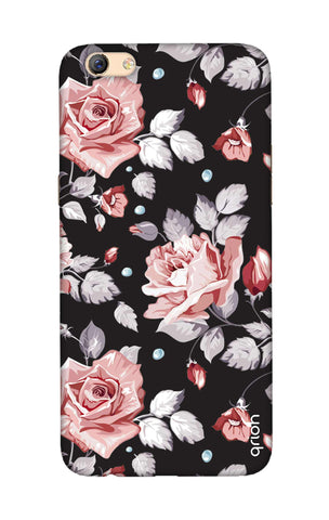Shabby Chic Floral Oppo F3 Plus Cases & Covers Online