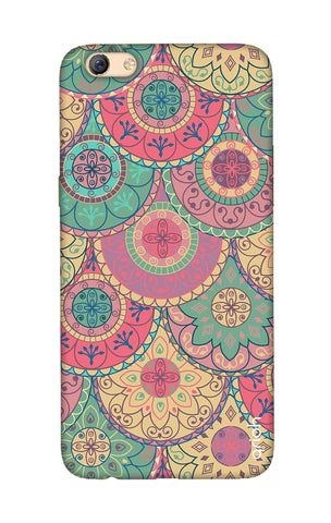 Colorful Mandala Oppo F3 Plus Cases & Covers Online