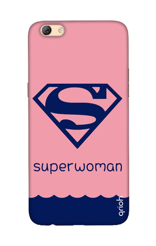 Be a Superwoman Oppo F3 Plus Cases & Covers Online