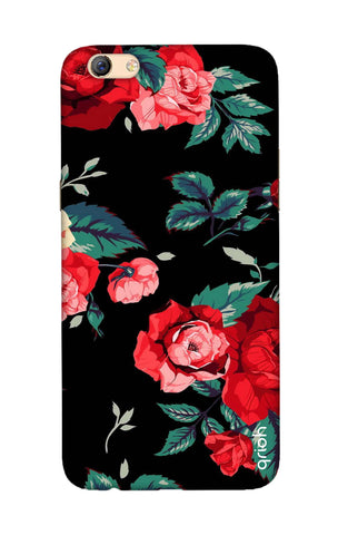 Wild Flowers Oppo F3 Plus Cases & Covers Online