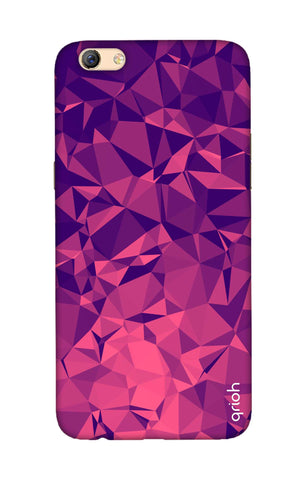 Purple Diamond Oppo F3 Plus Cases & Covers Online