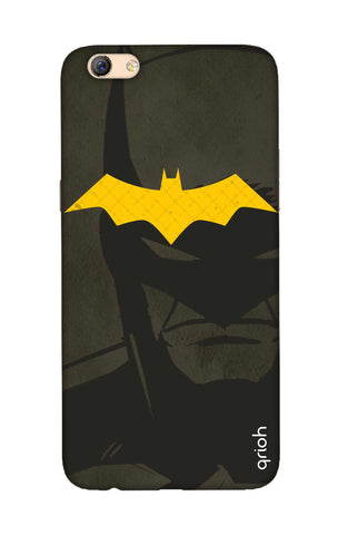 Batman Mystery Oppo F3 Plus Cases & Covers Online