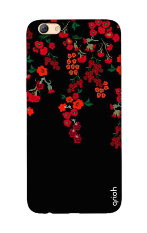 Floral Deco Oppo F3 Plus Cases & Covers Online