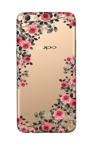 Floral French Oppo F3 Plus Cases & Covers Online