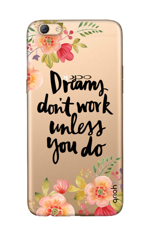 Make Your Dreams Work Oppo F3 Plus Cases & Covers Online