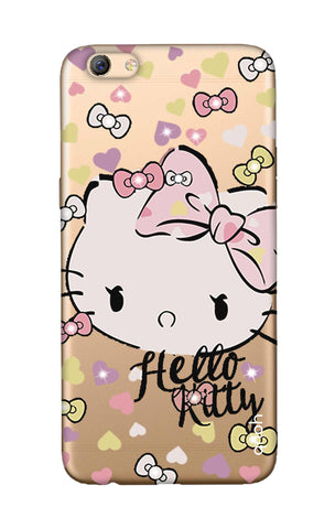 Bling Kitty Oppo F3 Plus Cases & Covers Online