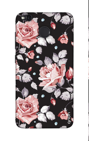 Shabby Chic Floral Xiaomi RedMi 4 Cases & Covers Online