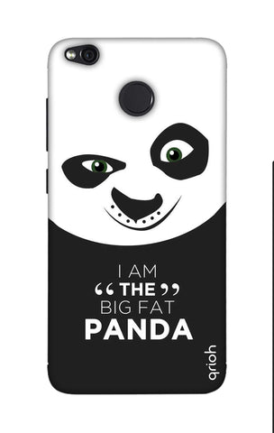 Big Fat Panda Xiaomi RedMi 4 Cases & Covers Online