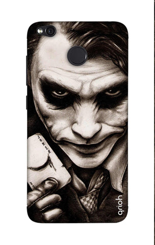 Why So Serious Xiaomi RedMi 4 Cases & Covers Online