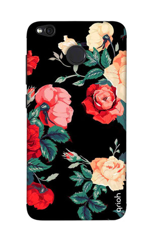Floral Pattern Xiaomi RedMi 4 Cases & Covers Online
