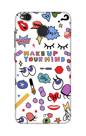 Makeup Your Mind Xiaomi RedMi 4 Cases & Covers Online