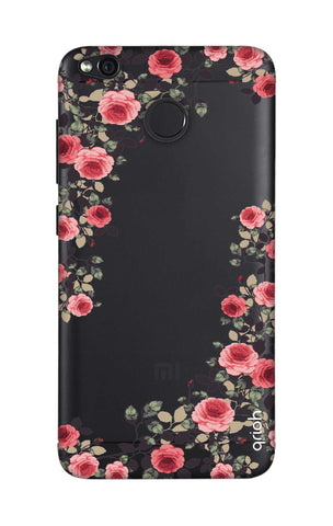 Floral French Xiaomi RedMi 4 Cases & Covers Online