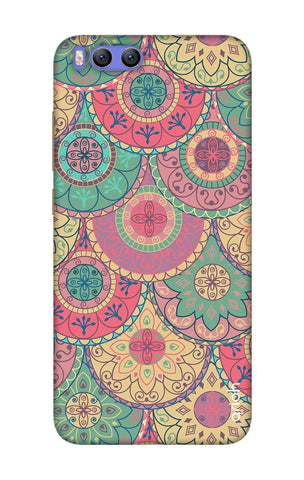 Colorful Mandala Xiaomi Mi 6 Cases & Covers Online