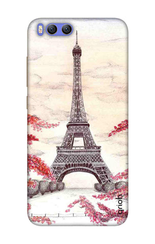 Eiffel Art Xiaomi Mi 6 Cases & Covers Online