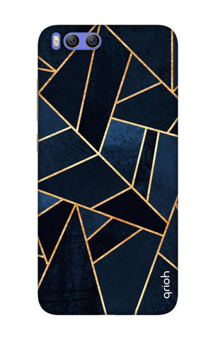 Abstract Navy Xiaomi Mi 6 Cases & Covers Online