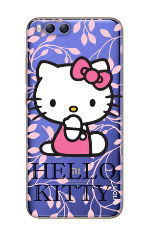 Hello Kitty Floral Xiaomi Mi 6 Cases & Covers Online