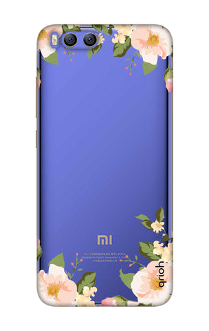 Flower In Corner Xiaomi Mi 6 Cases & Covers Online